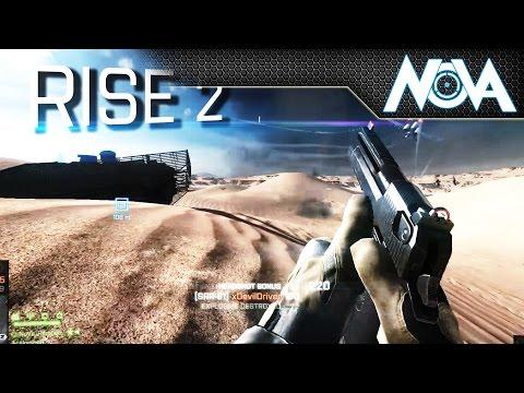 Battlefield 4 Montage: NoVa Rumpelz in Rise 2 by Mustafa