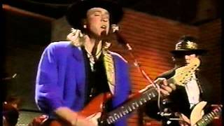 Stevie Ray Vaughan & Jeff Healey - Look at Little Sister