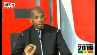 17/18 avec Pape Ngagne Ndiaye invités Lansana Gagny Sakho et Pierre Goudiaby Atepa
