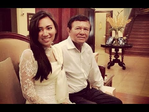 Kem Sokha's Daughter