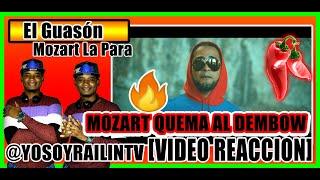 Mozart La Para - El Guasón (VIDEO REACCION)
