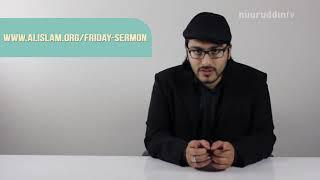 Die Khutba Folge 21 - 22.05.2015 Majlis Khuddam ul Ahmadiyya Deutschland NuuruddinTV
