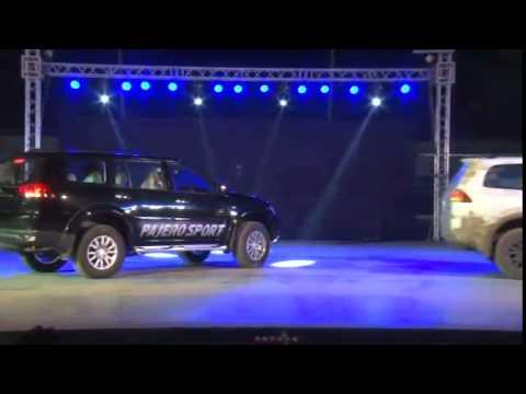 Automobile Fashion Show - Surat International Auto Expo 2015