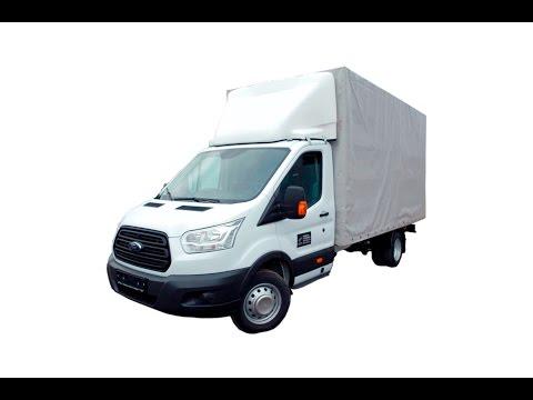Форд Транзит 470 Бортовая платформа, фургон 25м3, 8 европаллет