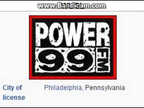WUSL 98.9 Power 99 Philadelphia, PA TOTH ID at 2:00 p.m. 10/19/2014