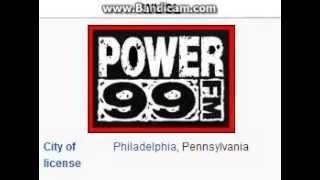 WUSL 98.9 Power 99 Philadelphia, PA TOTH ID at 2:00 p.m. 10/19/2014