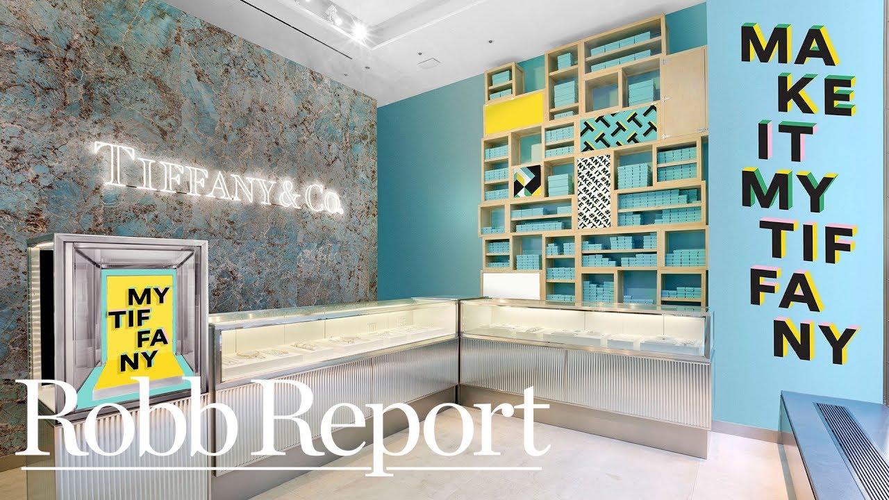 89e6d30259167 Tiffany & Co.'s Make it My Tiffany Pop-Up is in Rockefeller Center ...