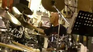 JOE VARVARO SAM ASH DRUM CLINIC 2010.