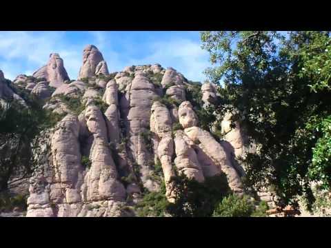 Trip to Montserrat, Spain