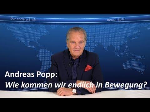 Andreas Popp: Wie kommen wir endlich in Bewegung?
