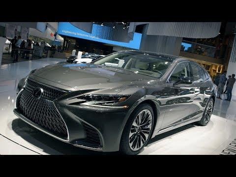Lexus at the Frankfurt Motor Show