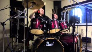 MACHINE HEAD - davidian - drum cover
