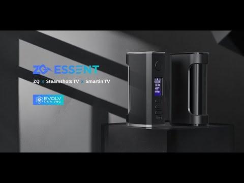 ZQ ESSENT DNA75C MOD