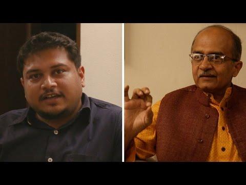 Prashant Bhushan Explains the Sahara-Birla Diaries