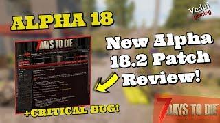 Скачать 7 Days To Die Alpha 18 NEW Version Update To Alpha 18 2 Vedui42