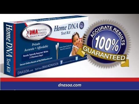Simple Paternity Testing with a Home DNA Test Kit