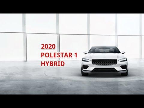 HOT!!!! NEW 2020 VOLVO POLESTAR 1 HYBRID