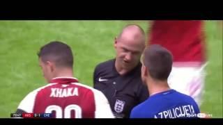 Arsenal vs Chelsea | 1-1 | 4-1 on Pens | Extended Highlights - 06/08/2017