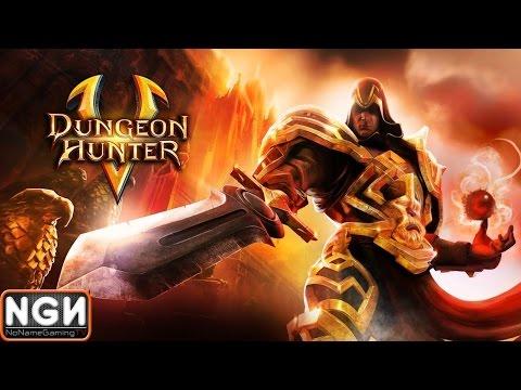 Dungeon Hunter 5 - นักล่าตลุยดันเจี้ยนภาค 5 (เกมมือถือ)