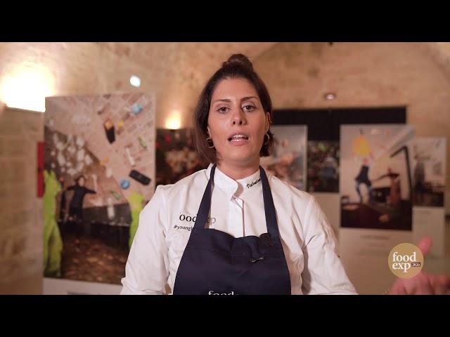 """Memorabili - Ristorante  """"Farmacia dei Sani"""" Ruffano con lo Chef Valentina Rizzo"""