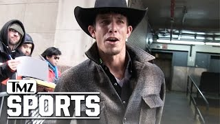 Bull Riding Champ J.B. Mauney -- We Get Mad Groupies | TMZ Sports