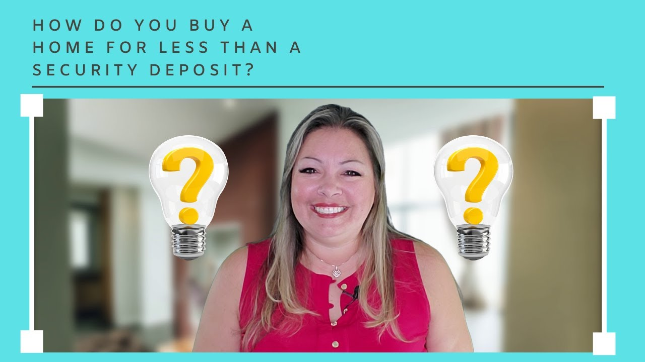 How do you buy a home for less than a security deposit? | Oahu, Hawaii