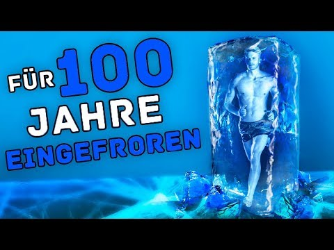 Was würde passieren, wenn eine Person 100 Jahre lang eingefroren und dann aufgetaut würde?