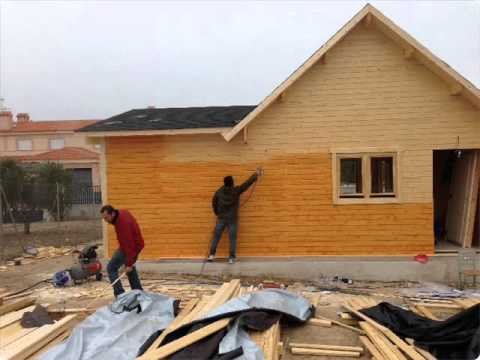 Casas de madera ltimos - Casas de madera en alcorcon ...