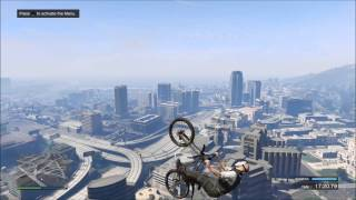 GTA V Scorcher Glide to Los Santos