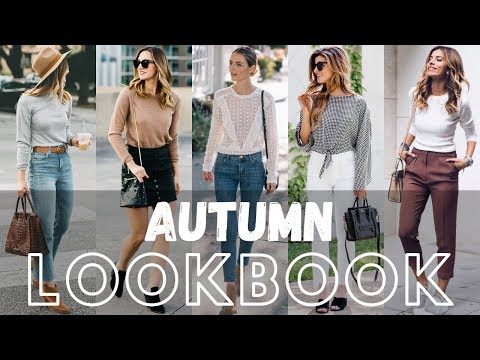 All Time Best Autumn Outfits Style 2019 Lookbook | Latest Autumn Outfit Ideas