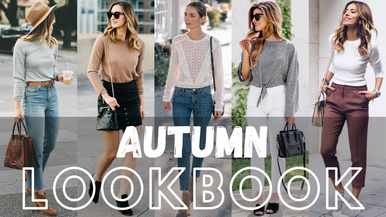 All Time Best Autumn Outfits Style 2019 Lookbook | Latest Autumn Outfit Ideas 6