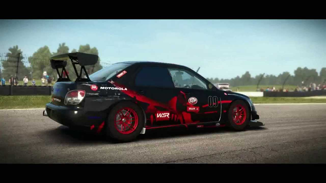grid 2 pc custom event time attack indianapolis gp circuit mitsubishi evo x