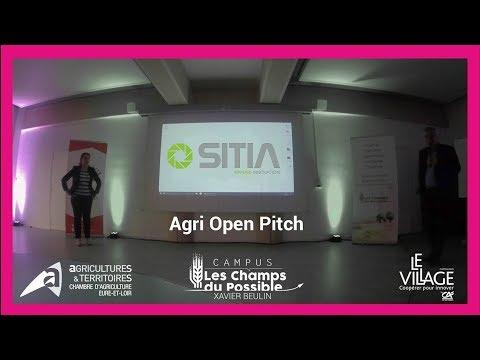 Sitia PUMAGRI - Agri Open Pitch
