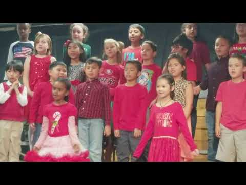 "Hedge Elementary School  ""Christmas Performance"""