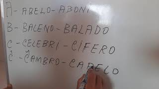 Alfabeto em Esperanto
