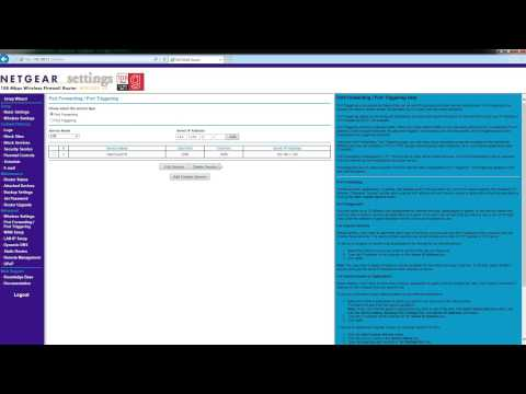 OpenEye Tips & Tricks Episode19:  Port Forwarding and DDNS