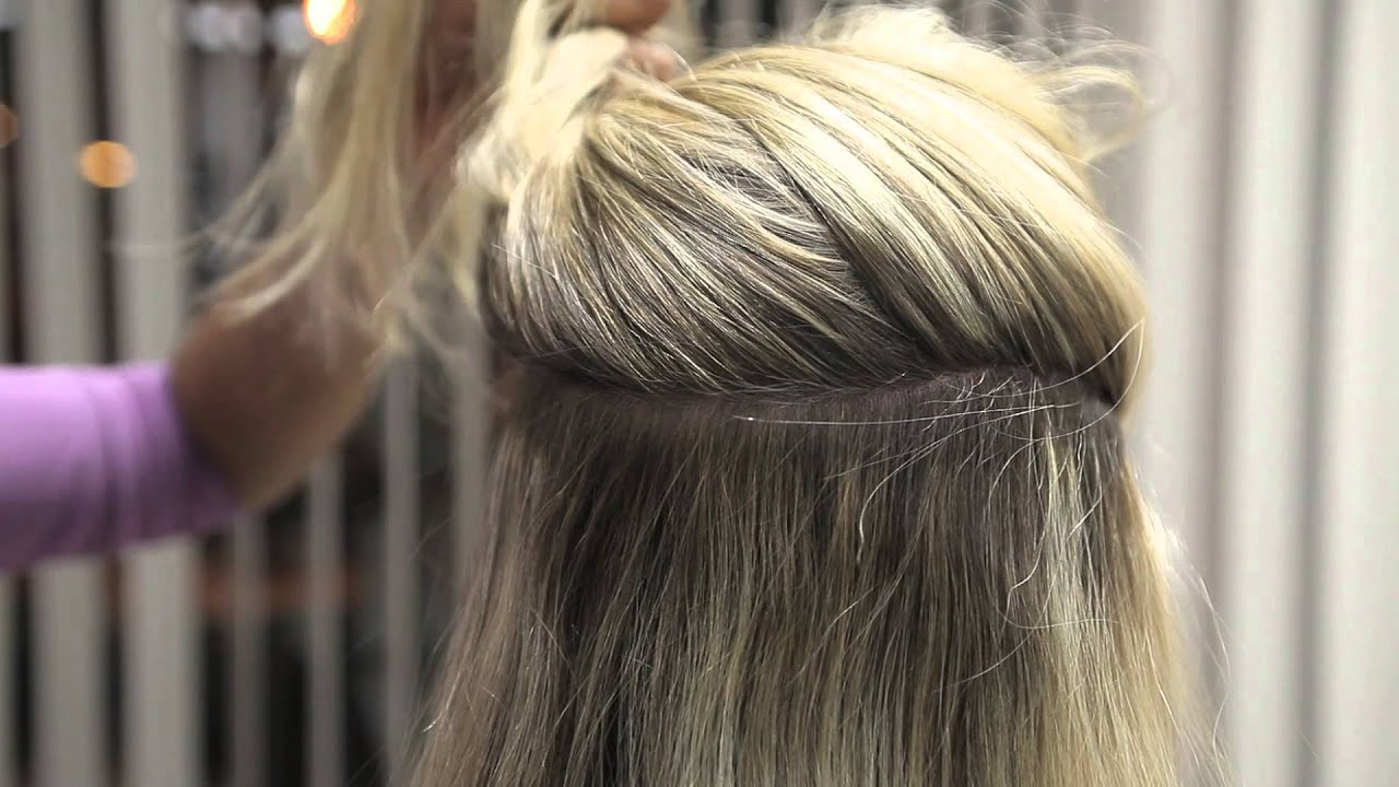 How to put on extensions with 9 pieces professional hair care how to put on extensions with 9 pieces professional hair care advice pmusecretfo Image collections