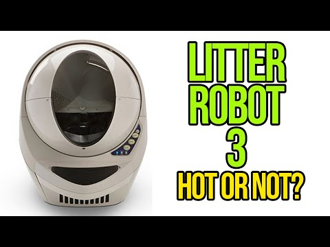 Litter Robot III Open Air Self Cleaning Litter Box Review 2 Years Later! - Should You Get It?