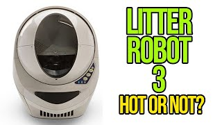 Litter Robot Open Air Self Cleaning Litter Box Review 2 Years Later! - Should You Get It?