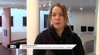 """""""Nuances de noir"""" : les mystères du noir à la galerie de """"l'Ecu de France"""""""