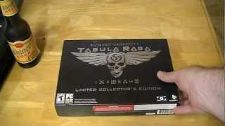 Tabula Rasa Collector's Edition Unboxing