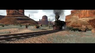 Red Dead Redemption Debut Trailer HD
