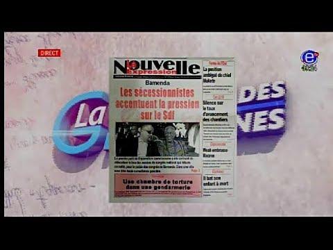 REVUE DE PRESSE - Jeudi 22 Février 2018 - EQUINOXE TV