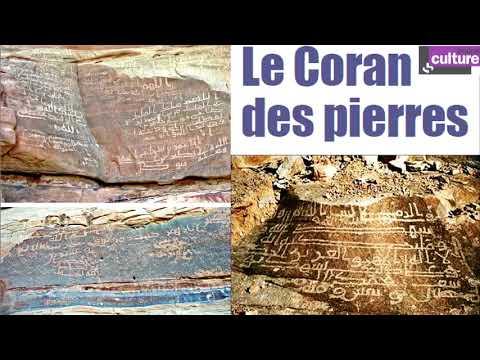 Le Coran de pierre
