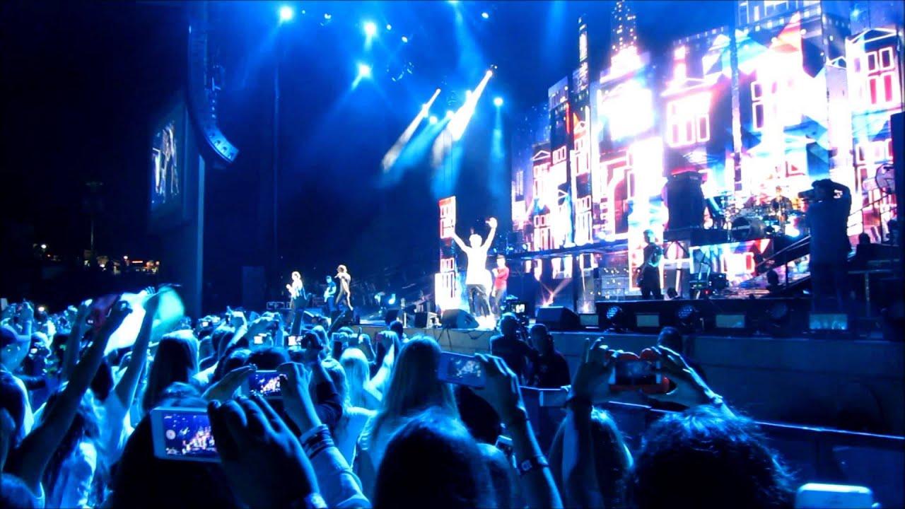 One direction concert san antonio
