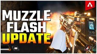 Apex Legends Muzzle Flash Update Confirmed! (FINALLY)