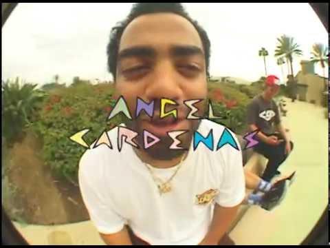"""Ramshakle Skateboards """"Get Shakled""""- Angel Cardenas"""