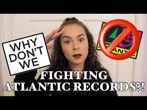 I FOUGHT WHY DON'T WE'S RECORD LABEL & GOT LIMELIGHT TICKETS