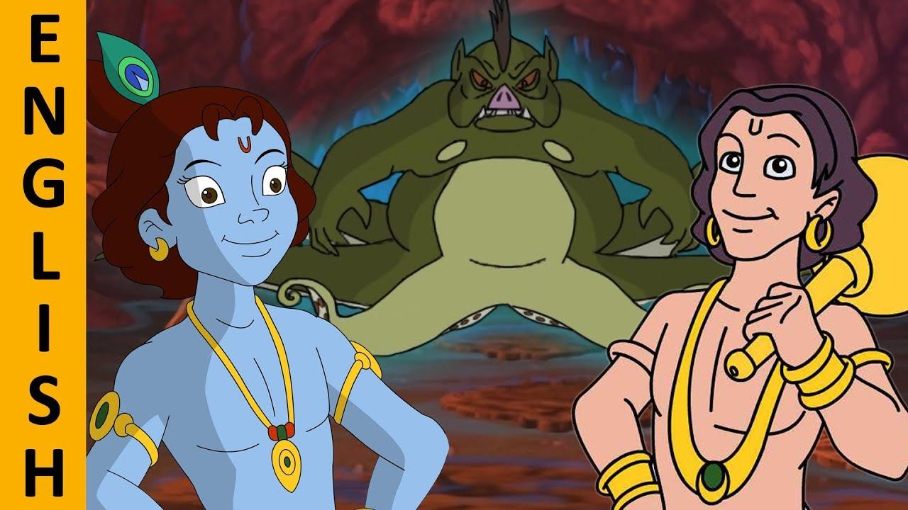 Download Krishna Balram Full Episode - Journey to Pataal Lok in English | Episode 02