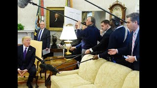 2018-01-17-04-00.Trump-Kicks-Reporter-Out-Of-Oval-Office